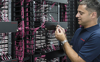 Funzionamento del data center